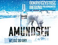 Amundsen Time - landing page