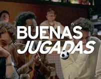 BUENAS JUGADAS CITI