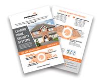 Monatrix - Flyer Design