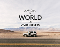 VIVID PRESETS for Lightroom
