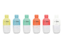 More Drinks Packaging + Redesign