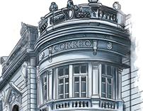 Edificos patrimoniales del ayer (La Serena)