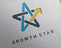 Growth Star logo