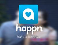 Comercial do app Happn