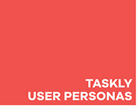 User Personas for UX Project