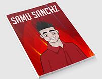 Samu Sanchz - Personaje Ilustración