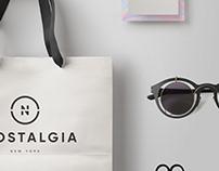 Neostalgia Fashion Designer Branding