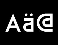 Maw typeface