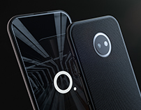 Orbit phone - Smartphone Concept