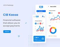 CIB Kassa - Payments Dashboard