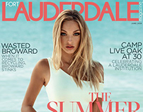 Fortlauderdale magazine June