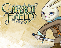 Carrot Field Visual Work