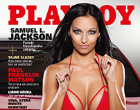Playboy CZ 2016 Oct Playmate Gabriela for SKODA Auto