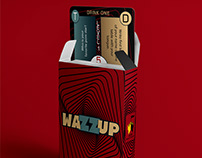 WAZZUP - Board Game Design