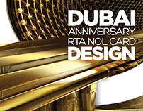Dubai RTA NOL Card Design