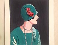 Flapper, 1920's