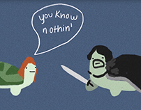 The Secret Origin of Game Of Thrones