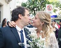 [Foto]: Casamiento Mery&Franco