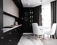 elegancka kuchnia / elegant kitchen