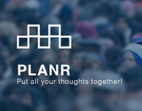 iOS/Android App Planr