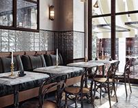 Vintage Style Cafe