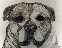 Tactile Design: Raffy the Staffy