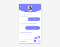 Daily UI #013 | Direct Message