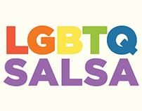 LGBTQ Salsa Branding