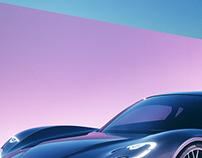 Porsche 988 VISION