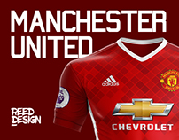 Manchester United - Fantasy Concept