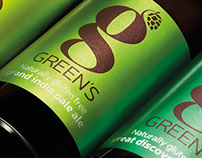 Brand repositioning for gluten free beer – Green's