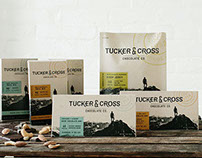 Tucker & Cross Chocolate Packaging