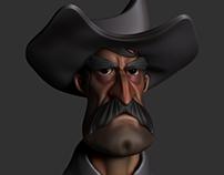 Sketch Cowboy