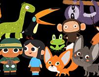 Kids songs for Hi Dino Kids