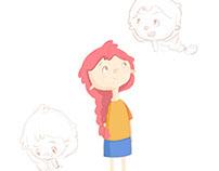 Making Pi: Character Design