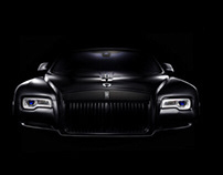 Roll-Royce Wraith Black Badge (FDL technique)