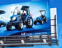 Campo Forte | LS Tractor