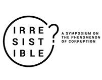 """Irresistible?"" Logotype presentation"