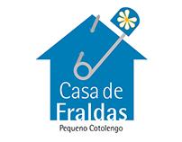 Marca - Casa de Fraldas - Pequeno Cotolengo