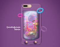 Oyuncu Kılıf // Phone Case Design