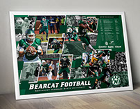 Bearcat Athletics Branding 2016-17