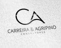 LOGOTIPO CARREIRA E AGRIPINO