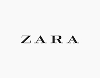 Zara App Design Concept