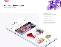Florist App- Royal Bouquet