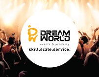 dream world - identity design