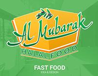 Al Mubarak - Logo & Package Design