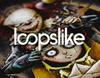[Branding & Web design] Loopslike