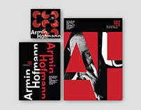Promotional Collaterals: Armin Hofmann