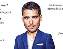 'Moi' Magazine Portraits