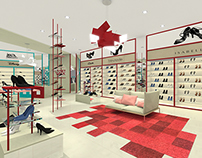 Planet Walk / retail design